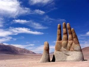 Как рукой создать ветер